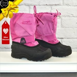Arctic Cat Pink Winter Snow Boots ~a0eu6p1s13t1ij